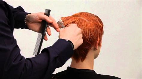 Full Length Pixie Haircut Tutorial: Ariel Cut from the