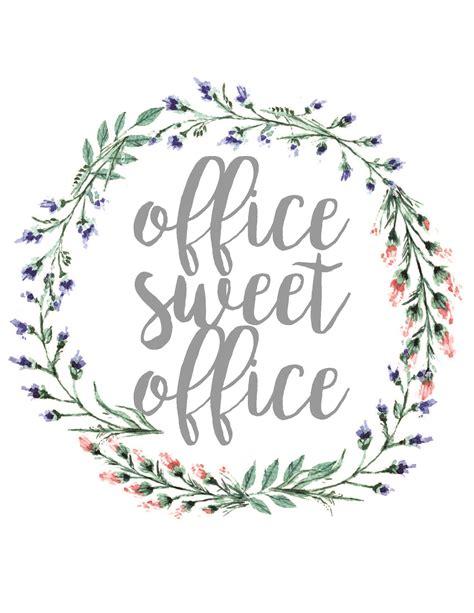 Office Sweet Home Sweet Home Sweet Office Sweet Office