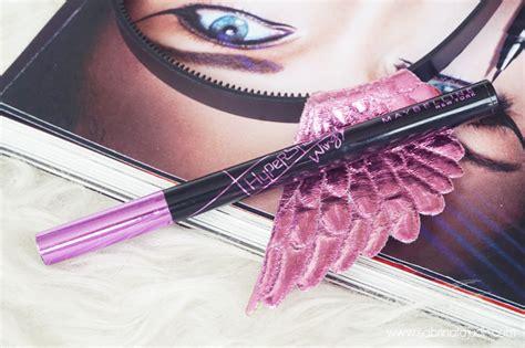 Eyeliner Maybelline Hypersharp Wing maybelline hypersharp wings eyeliner review sabrina tajudin malaysia lifestyle