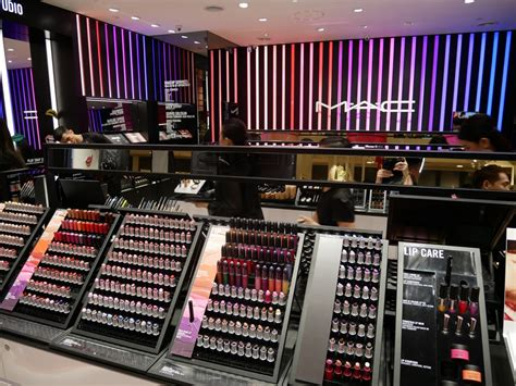 Mac Has A New by Mac Cosmetics Mid Valley Megamall Store Has A New