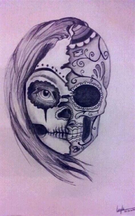 imagenes de calaveras blanco calavera mexicana en blanco y negro mis dibujos