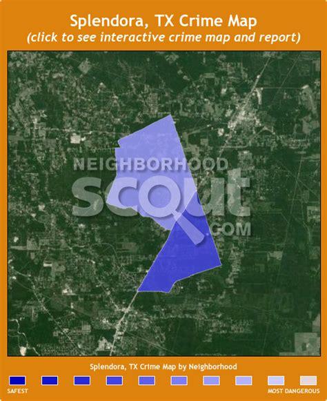 splendora texas map splendora crime rates and statistics neighborhoodscout