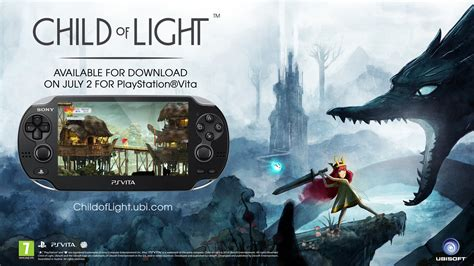 Child Of Light Ps3 by Child Of Light Es Anunciado Para Ps Vita Pr Gamer