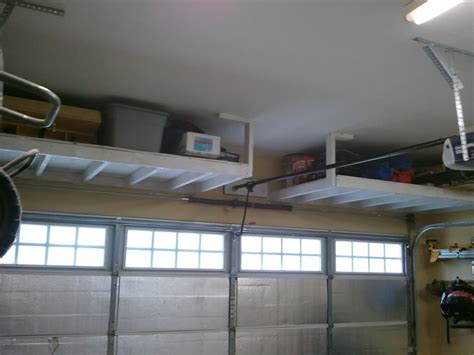 the garage door storage show your garage or workshop page 2 tacoma world