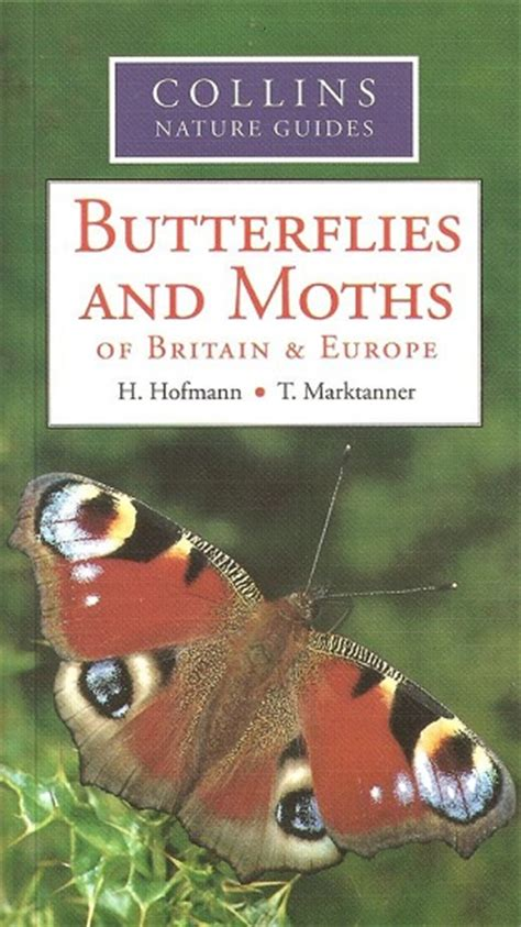 collins nature guide butterflies and moths of britain