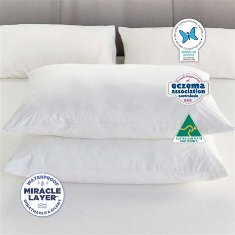 Pp Paket Protector 3 In 1 Matras Pillow Bolster Protector cumfysafe pillow protector standard protect a bed