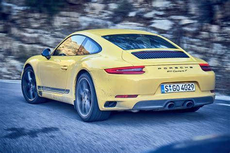 E Porsche Preis by Porsche 911 Carrera T 2017 Test Marktstart Preis