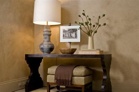 decorating the entrance to your home how to decorate a console table top seeing the forest