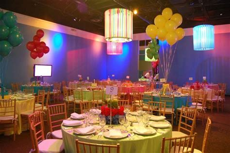 Facility Rentals at Children's Museum of Houston
