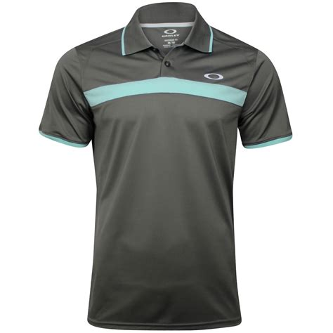 Polo Shirt Oakley Original 143 oakley hirst golf polo shirt choose color size ebay