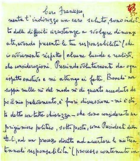 lettere di aldo moro alla moglie 1976 1979 iv governo andreotti