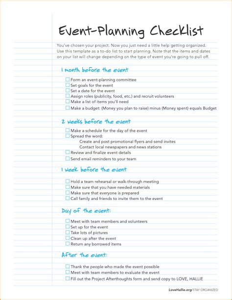 event planning checklist template 21216259 png loan