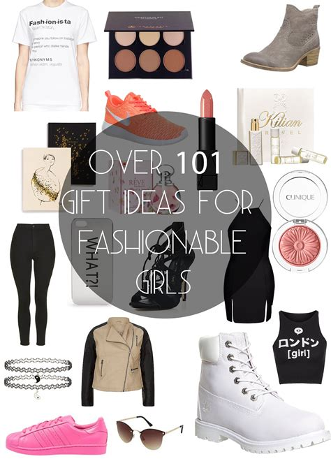 over 100 gift ideas for teens gift girls and teen