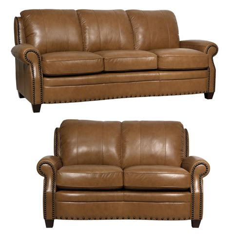 gideon italian leather sofa luke leather bennett sofa www energywarden net