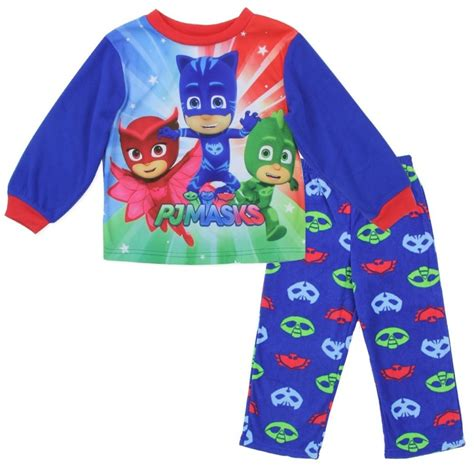 Pj Pj Pajamas pj mask toddler boys pajamas disney jr pj mask boys