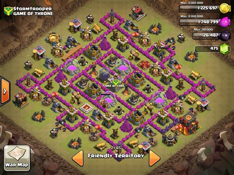 How To Search On Clash Of Clans Clash Of Clans Clan Wars Overview Strategy