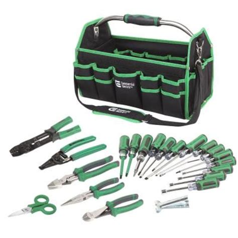 Discontinued Ceiling Fans by Commercial Electric 22 Piece Electrician S Tool Set