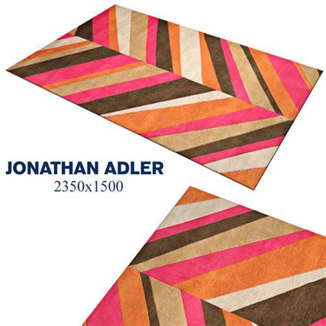 Carpet Dc Adler Sybil Lines Warm 3d Model Max Obj Fbx Rugs Dc