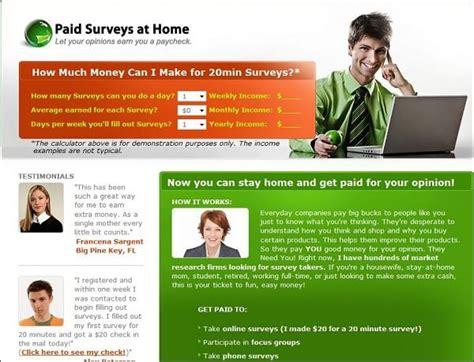 automated home income c4s paid surveys