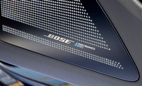 bose automotive debuts  future  car audio factorytwofour
