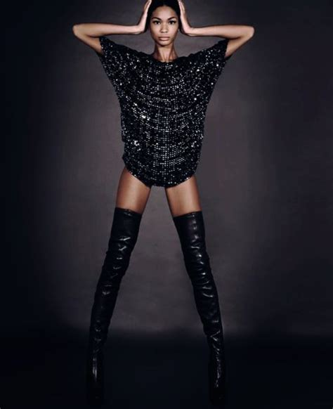 chanel iman tall 51 best it girl chanel iman images on pinterest chanel