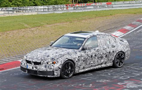 2020 Bmw G80 by Spyshots 2020 Bmw M3 G80 Hits The Ring With Zf 8hp