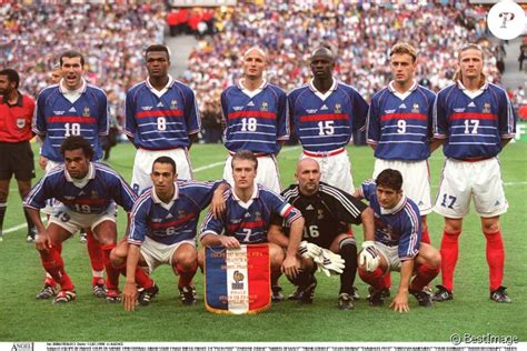 coupe du monde 98 musique equipe de de la coupe du monde 1998 finale contre