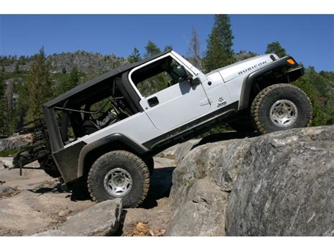 Nth Degree Jeep Aev Nth Degree 6 Quot Arm Suspension Without Shocks