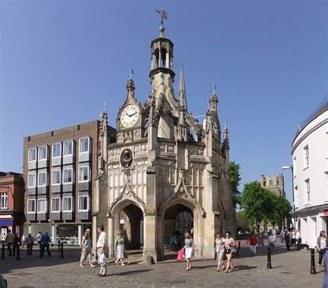 Gothic Style Home Chichester Web The City Market Cross