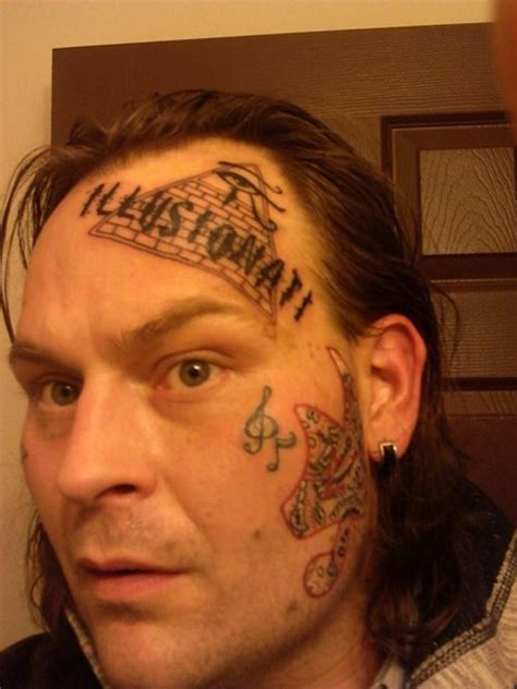 illuminati tattoo fail ugliest tattoos illuminati bad tattoos of horrible