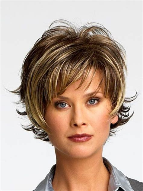 frosted short hair styles frosted hair for older women hairstylegalleries com