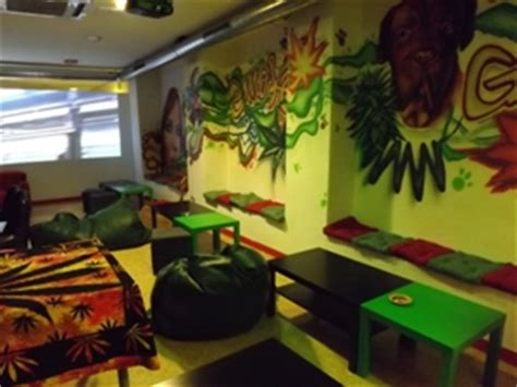 Marijuana Room Decor by Barcelona New Amsterdam For Cannabis Free