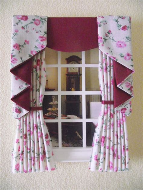 How To Make Dolls House Curtains 28 Images Doll House