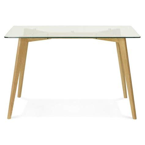 Table Manger Scandinave by Table 224 Manger Style Scandinave Rectangulaire Varin En
