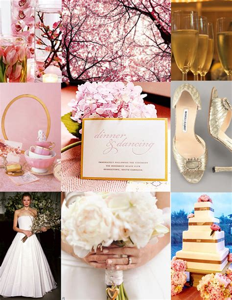 pink gold wedding pink and gold wedding advice project wedding forums