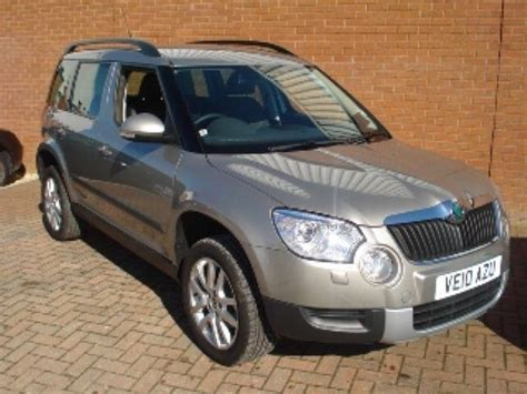 skoda yeti 2010 skoda yeti 2010 in gloucester friday ad