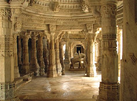 Ancient Interior by India Attractions And Landmarks Wondermondo