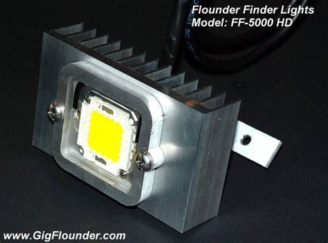 flounder gigging lights for boat heavy duty led boat lights flounder boat led lights led