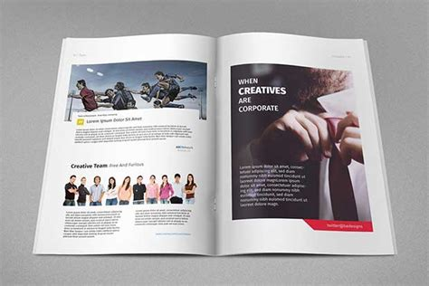 36 eye catching magazine ad mockup templates download
