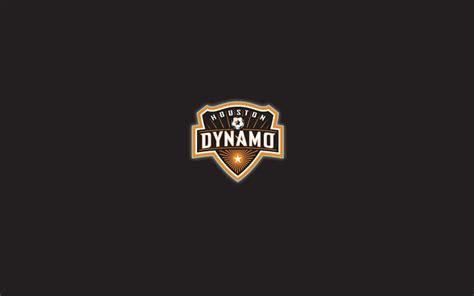 Houston Dynamo Logo houston dynamo logo emblem football club minimalism