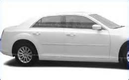 Chrysler 300 Side Molding Side Moldings