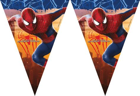 spiderman homecoming banner partyspot