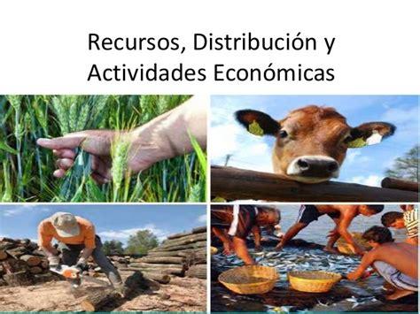 imagenes de nuevas ideas economicas recursos distribuci 243 n y actividades econ 243 micas