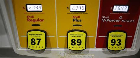 Diesel Premium Aaa 1 us drivers waste 2 1 billion a year on premium gasoline