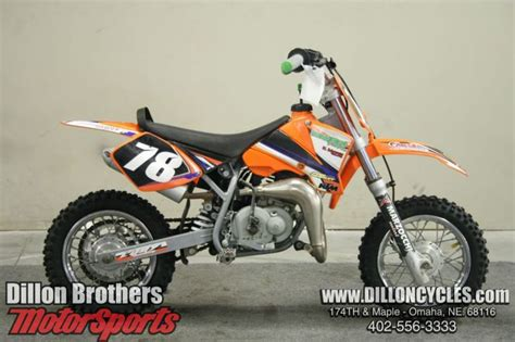 2006 Ktm 50 Sx Junior Page 57 Ktm For Sale Price Used Ktm Motorcycle Supply