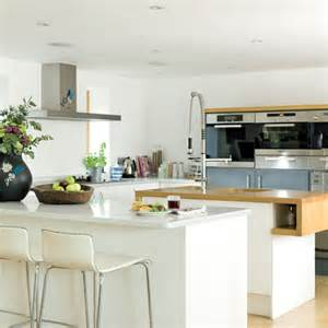Kitchen Units Designs Modern Island Unit Kitchens Kitchen Ideas Image Housetohome Co Uk