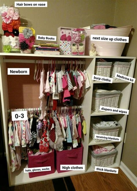 cabinet for baby clothes 25 best ideas about baby clothes storage on