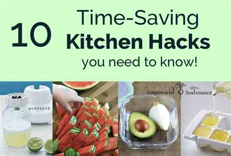 80 mind blowing kitchen hacks that will rock your world 10 time saving kitchen hacks you need to know