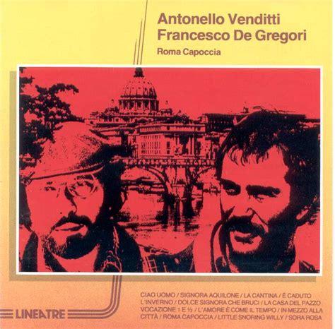 testo roma capoccia antonello venditti sezione dedicata al collezionismo
