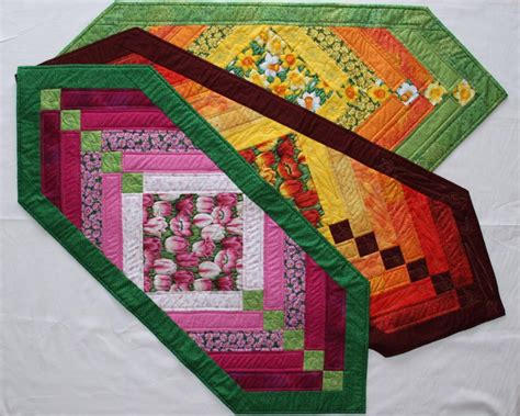 Patchwork Table Runner Pattern - 10 free table runner quilt patterns you ll